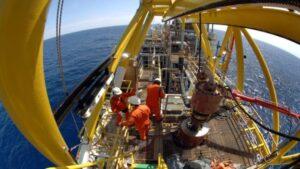Campos de Búzios, Atapu e Sul de Tupi no pré-sal da Bacia de Santos estão entre os maiores produtores de petróleo e gás do Brasil