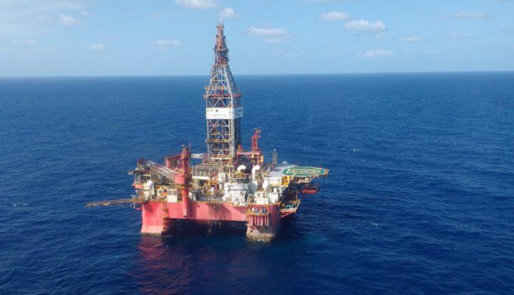 Petrobras desloca Ocean Courage para Três Marias